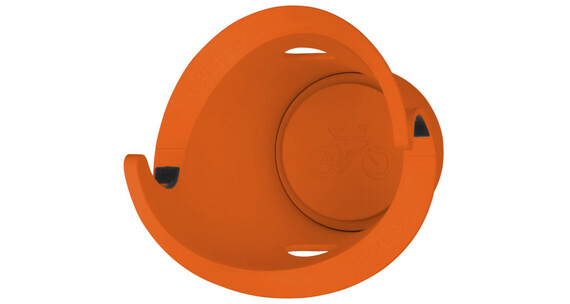 Cycloc Solo Fahrradhalterung orange